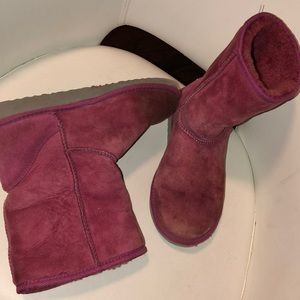 Ugg size boots